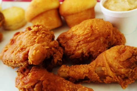 Ezell's Famous Fried Chicken