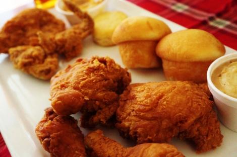 Mmm Fried Chicken