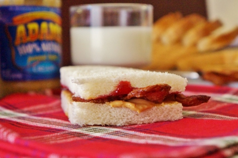 PB&J with Bacon!