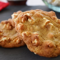 Cookbook Diary: Buttered Popcorn Cookies from Smitten Kitchen by Katie