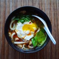 Kitchen Sink Udon Noodle Soup